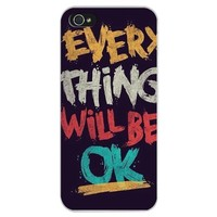 Printed Case for iPhone 4/4S A002