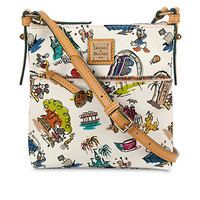 Disney Walt Disney World Disneyana Letter Carrier Dooney & Bourke New with Tags