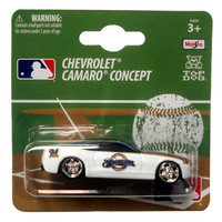 Top Dog 1:64 Chevy Camaro - MLB Milwaukee Brewers
