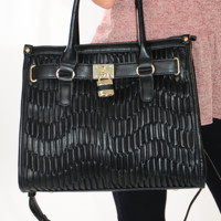 Have It All Purse: Black