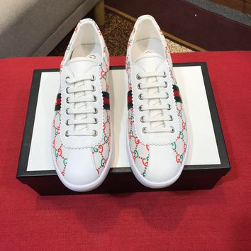 Gucci Men Fashion Casual Sneakers Sport Shoes Size 38-44