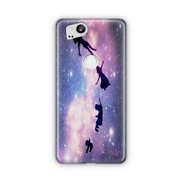 Disney Peter Pan Art Design Google Pixel 3 XL Case | Casefantasy