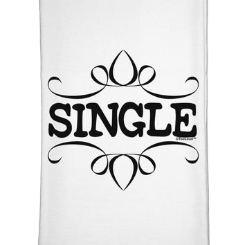 Single Flour Sack Dish Towels by TooLoud