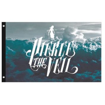 Pierce The Veil (Clouds) Flag at firebrandstores.com