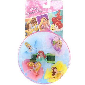 Disney Princess Clip-It-On Hair Bow Wheel