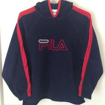 Fila fleece jumper