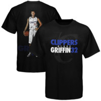 Blake Griffin Los Angeles Clippers Makaveli T-Shirt - Black