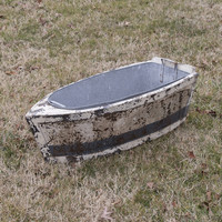 Boat Planter with Liner