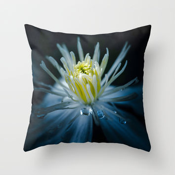 Release me Throw Pillow by HappyMelvin