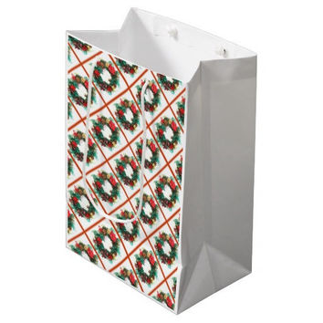Christmas Cheer Medium Gift Bag
