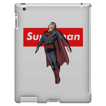 superman 2 iPad 3 and 4 Case