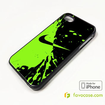 NIKE Logo iPhone 4/4S 5/5S 5C 6 6 Plus Case Cover
