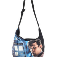 Doctor Who Eleventh Doctor Hobo Bag