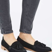 LOTTIE Suede Loafers - Loafers - Shoes