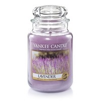 Lavender : Large Jar Candles : Yankee Candle