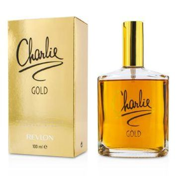 Revlon Charlie Gold Eau De Toilette Spray Ladies Fragrance