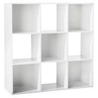 Room Essentials™ 9-Cube Organizer - White