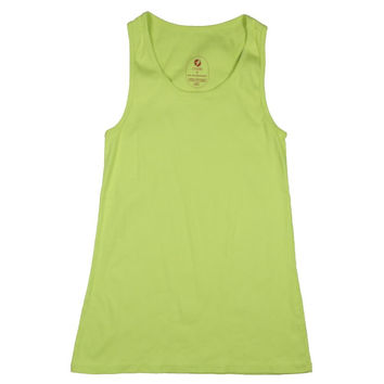 Oiselle Womens Ribbed Knit Graphic Tank Top