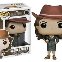 Funko Pop Marvel: Agent Carter Sepia Tone Exclusive Vinyl Figure