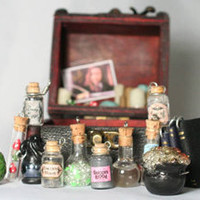 Harry Potter Trunk of Spells | Geek Crafts