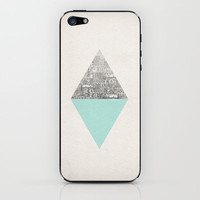 Diamond iPhone & iPod Skin | Print Shop