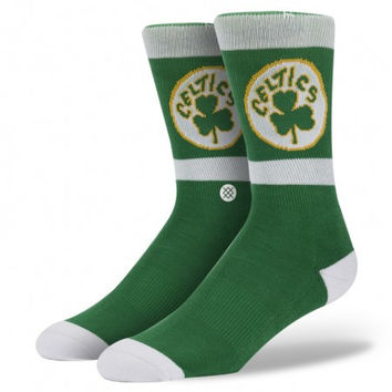 Stance NBA Hardcourt Classic Socks Boston Celtics
