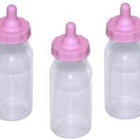Pink Baby Feeding Bottle 12/pk | eFavorMart