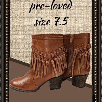Sbicca boots - adorable - size 7.5