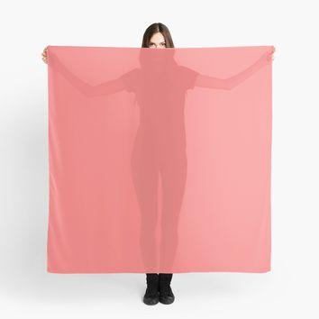 'Hue 805 - Hot Pink' Scarf by Space & Lines