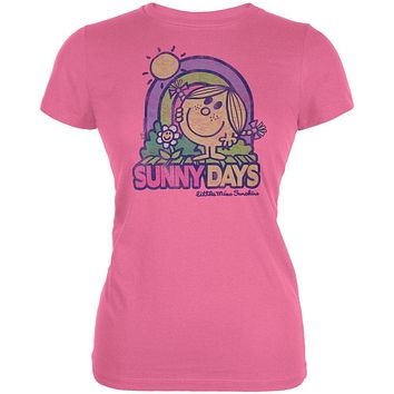 Little Miss - Sunny Days Juniors Burnout T-Shirt