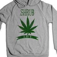 Heather Grey Hoodie | Funny Weed Shirts