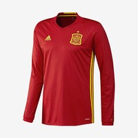 Spain Home Jersey Long-Sleeve
