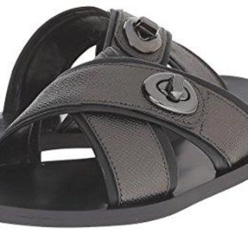 Coach Womens Cindy 2 Band Sandal