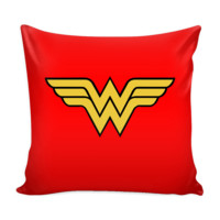 Wonder Woman Pillow Cover (Free Shipping)