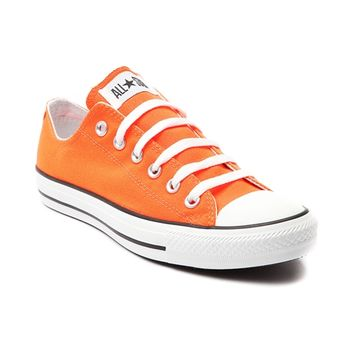 Converse All Star Lo Sneaker, Bright Orange, at Journeys Shoes