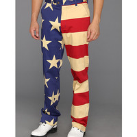 Loudmouth Golf Old Glory Pant Red/White/Blue - Zappos.com Free Shipping BOTH Ways