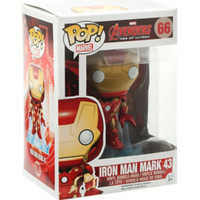 Funko Marvel Avengers: Age Of Ultron Pop! Iron Man Mark 43 Vinyl Bobble-Head