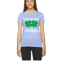 Touch My Lucky Charms Dark - Women's Tee