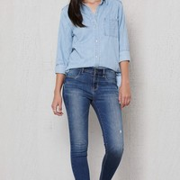 Rendondo Blue Dreamy Ankle Jeggings