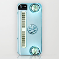 Summer of Love - Ocean Blue iPhone & iPod Case by Olivia Joy StClaire