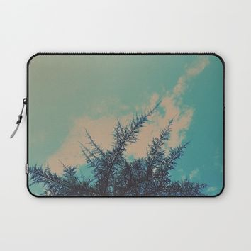 Go With The Flow Laptop Sleeve by DuckyB (Brandi)