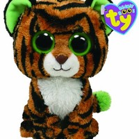 Ty Beanie Boos Stripes Tiger