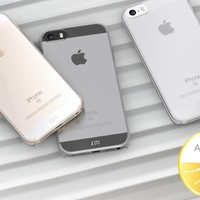 TENC – Self-Healing iPhone SE Case by Just Mobile