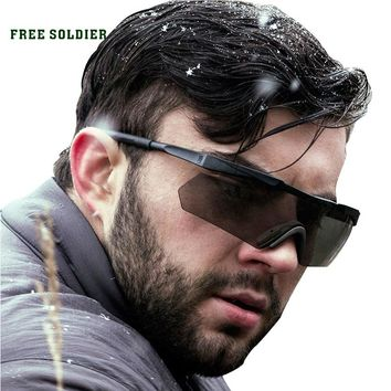 Eagle-eye tactical goggles Men sunglasses for riding and bullet protection