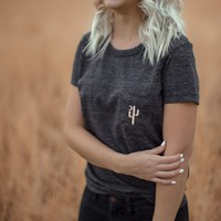 DESERT NIGHT POCKET TEE