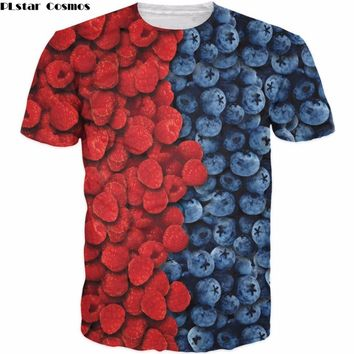PLstar Cosmos 2018 new design Fashion 3d T-shirt Men/Women summer tshirt Reggae Bob Marley Print Hip hop t shirt Drop shipping