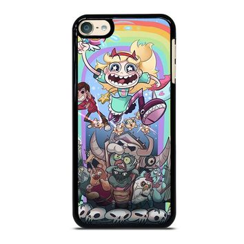 DISNEY STAR VS THE FORCE OF EVIL iPod Touch 6 Case Cover