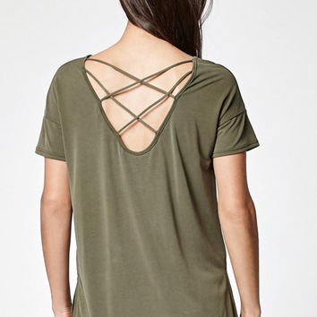 LA Hearts Strappy Back T-Shirt at PacSun.com