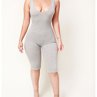 Babes Capri Bodysuit (3 Colors) – Babes And Felines | Specializing in Fashionable Staple Pieces for Every Shape and Size