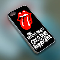 BuTum - Rolling Stones Crossfire Hurricane - Cell Phone Custom - iPhone 4 4s 5 5s 5c, Samsung S3 S4